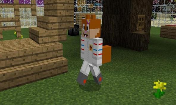 Mod Sponge for MCPE screenshot 1