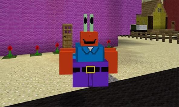 Mod Sponge for MCPE apk screenshot