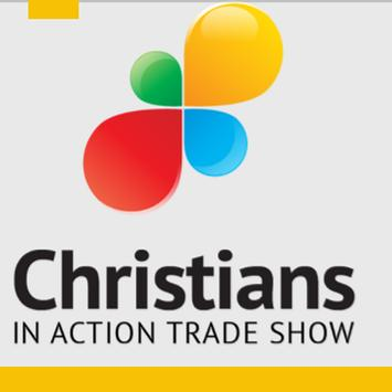 Christians in Action Tradeshow poster
