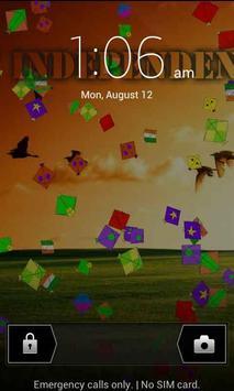 Independence Day Kites LWP screenshot 1