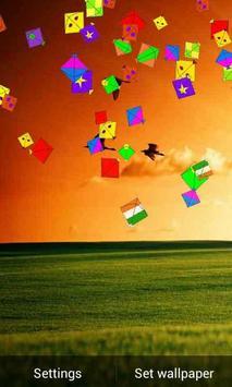 Independence Day Kites LWP screenshot 2