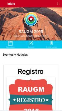 RAUGM 2016 poster