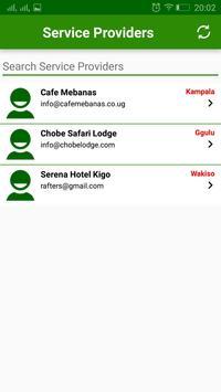 Tour Uganda screenshot 2