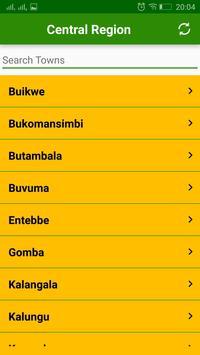 Tour Uganda apk screenshot