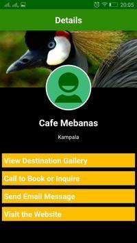 Tour Uganda screenshot 5