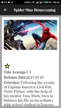 Movies Trail screenshot 7