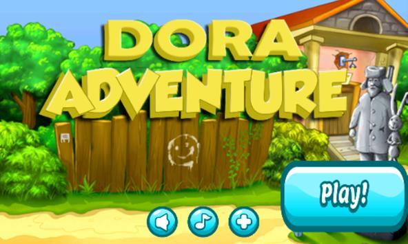 Dora Adventure poster