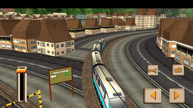 Train Simulator 3D 2016 apk screenshot