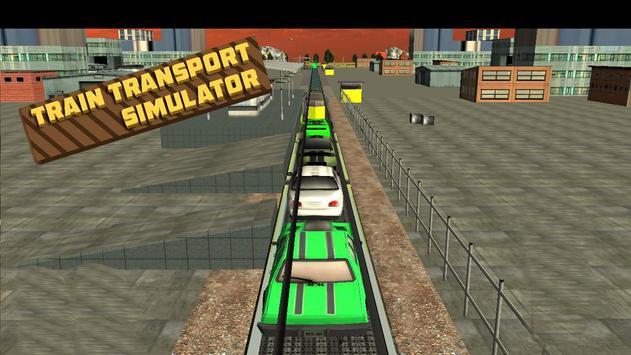 Train Transport Simulator 2016 poster