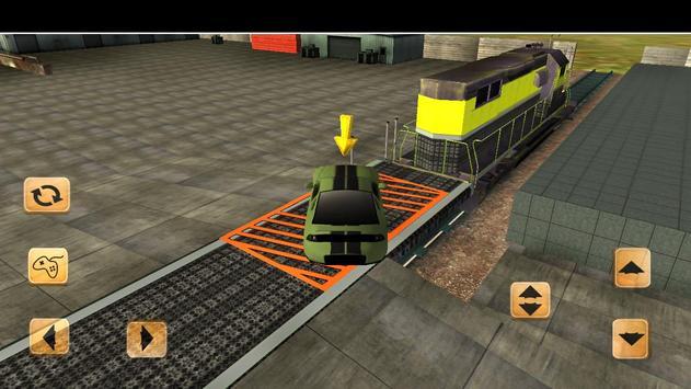 Train Transport Simulator 2016 apk screenshot