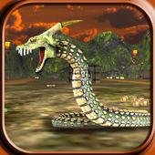 Anaconda Snake Attack 3D icon