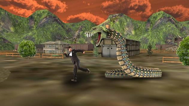 Anaconda Snake Attack 3D apk screenshot