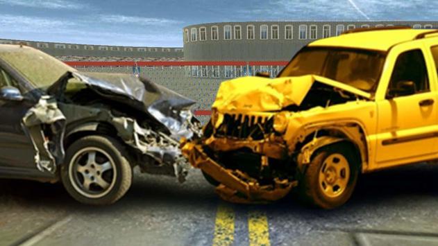 Car Crash Demolition Racing apk screenshot