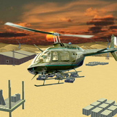 Helicopter Parking Simulator icon