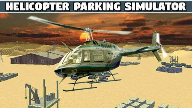 Helicopter Parking Simulator poster