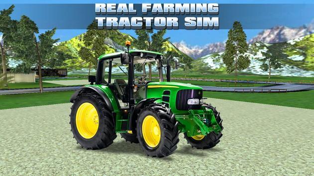Real Farming Tractor Sim screenshot 10