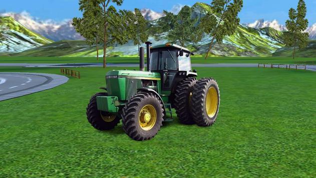 Real Farming Tractor Sim screenshot 1
