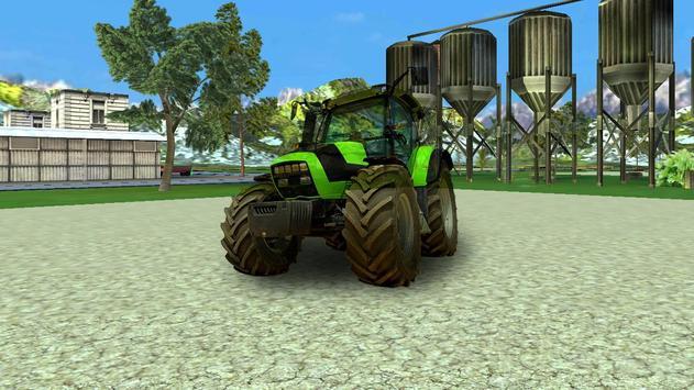Real Farming Tractor Sim screenshot 7