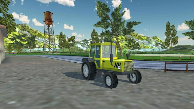Real Farming Tractor Sim screenshot 8