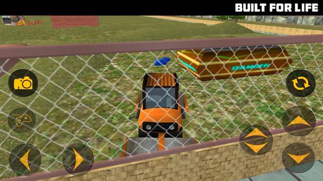 Road Roller Simulator 2016 apk screenshot