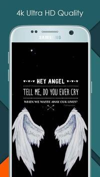 Angel Wallpaper screenshot 5
