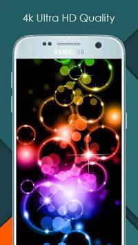 Bubble Wallpaper Ultra HD Quality poster