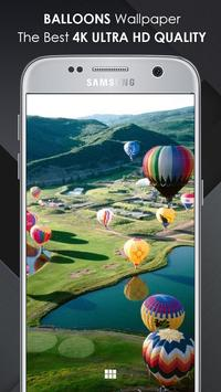 Balloons Wallpaper screenshot 2