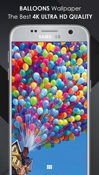 Balloons Wallpaper screenshot 4