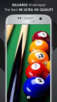 Billiards Wallpaper screenshot 1