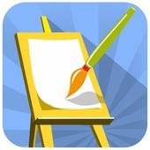 We learn to draw, step by step! icon