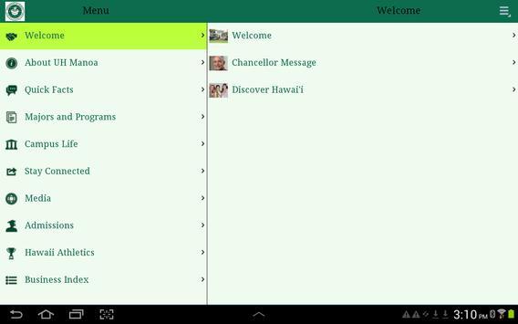 Visit UHM screenshot 3