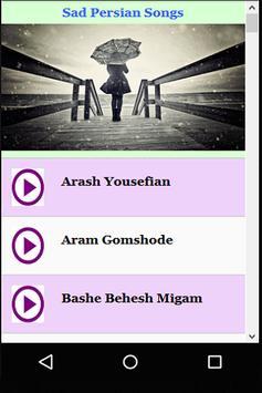 Sad Persian Songs poster
