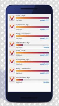 Video Downloader Vita Mate poster