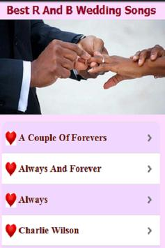 Rb Wedding Songs.R B Wedding Songs For Android Apk Download