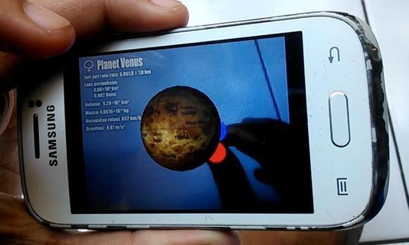 Solar System CV apk screenshot