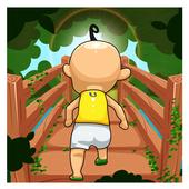 Upin Jungle Run Adventure icon
