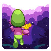 Awesome Smurf Jungle Explore icon