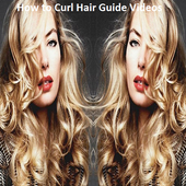 How to Curl Hair Guide Videos icon