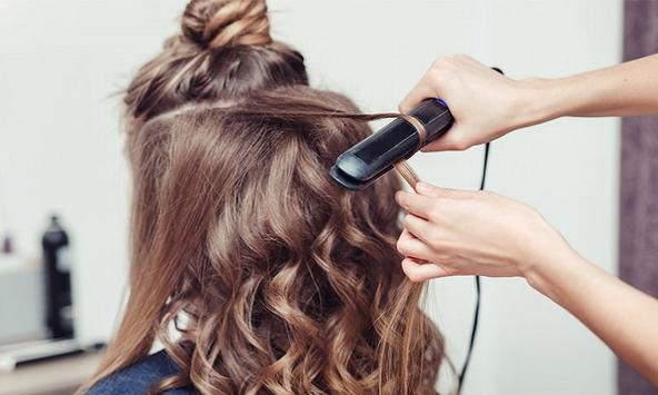How to Curl Hair Guide Videos screenshot 7