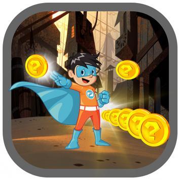 Subway DBZ Hero Runner apk screenshot