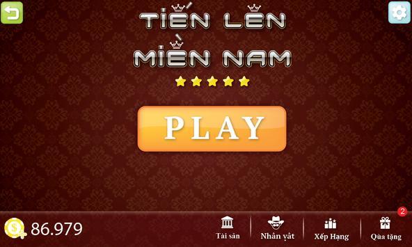 Tien Len - Thirteen - Mien Nam screenshot 4