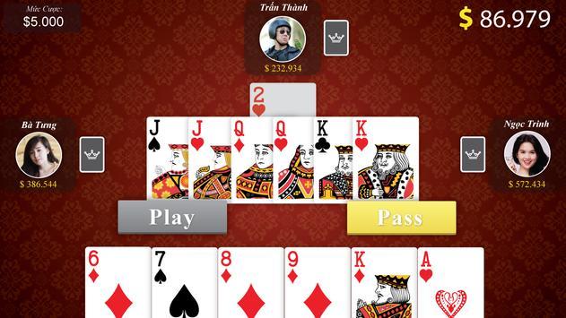 Tien Len - Thirteen apk screenshot