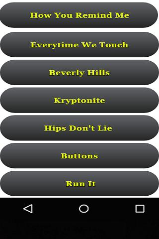 Throwback Hit Songs of 1990's - 2000's for Android - APK