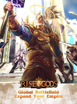 Rise of Gods - A saga of power and glory poster