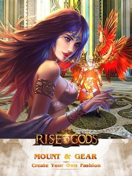 Rise of Gods - A saga of power and glory apk screenshot