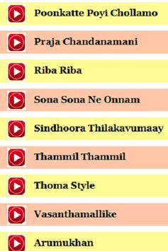 Malayalam DJ Songs Videos screenshot 7