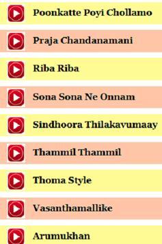 Malayalam DJ Songs Videos screenshot 1