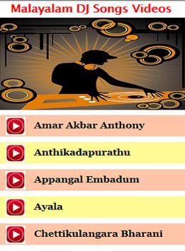 Malayalam DJ Songs Videos screenshot 2