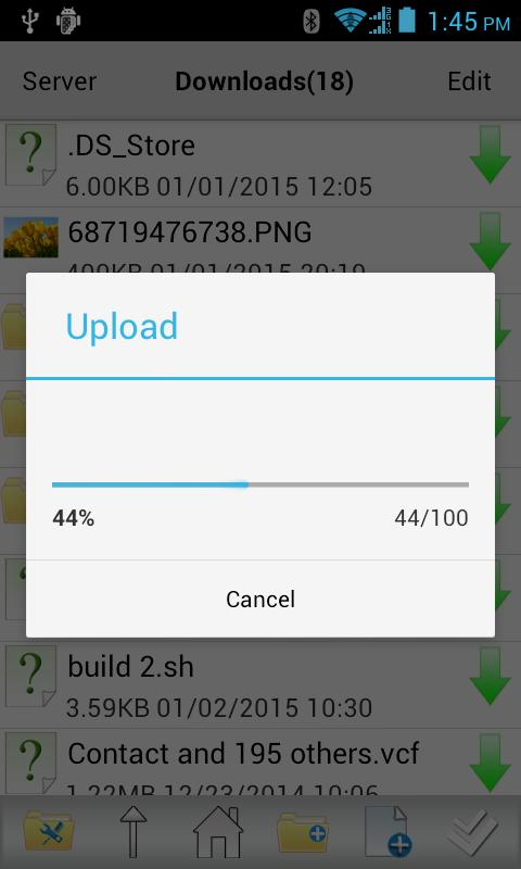 My WebDAV(WebDAV Client) for Android - APK Download