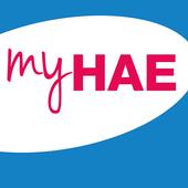 myHAE icon